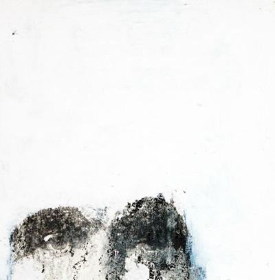 Jeroen Blok  Untitled  mixed media 25 x 25 cm  sold