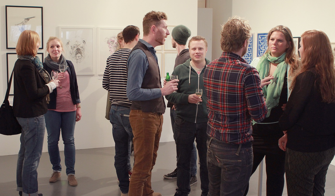 Photo's of the opening
