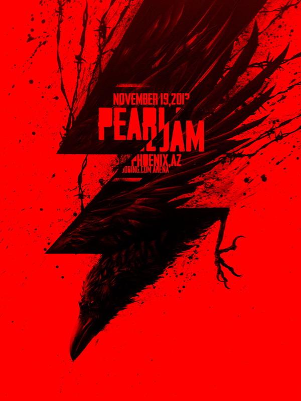 Pearl Jam - Lightning Bolt RED (small).jpg