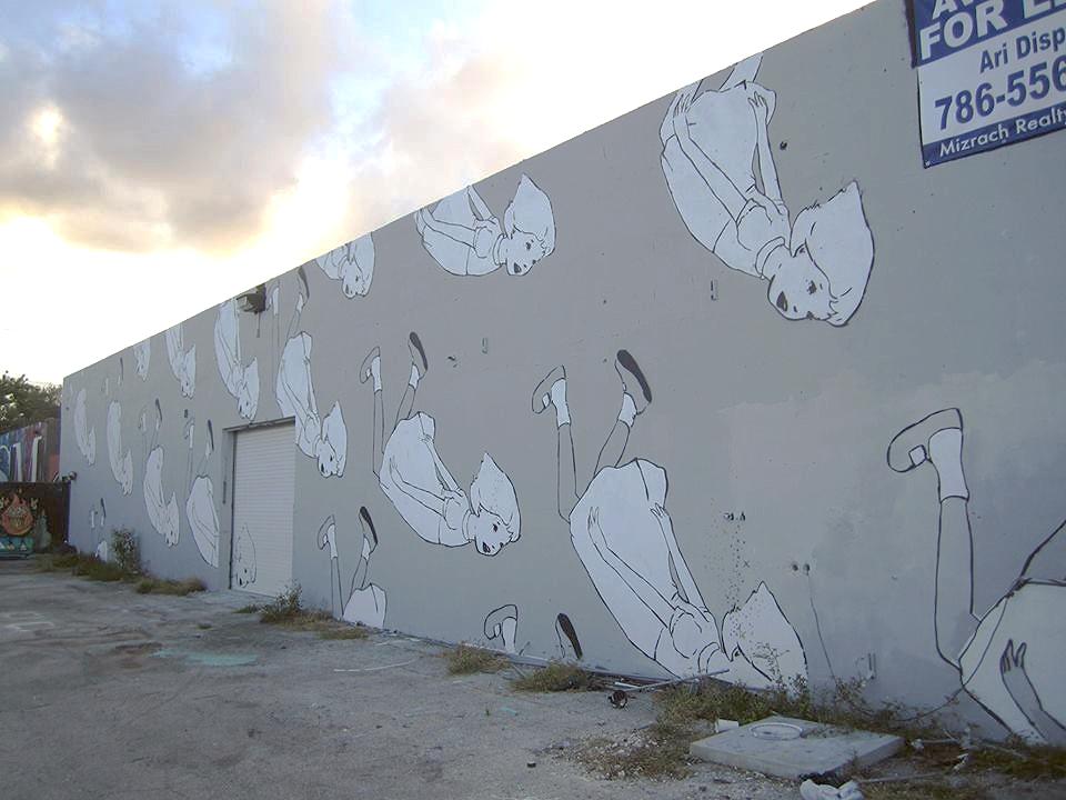 Amanda Marie's mural