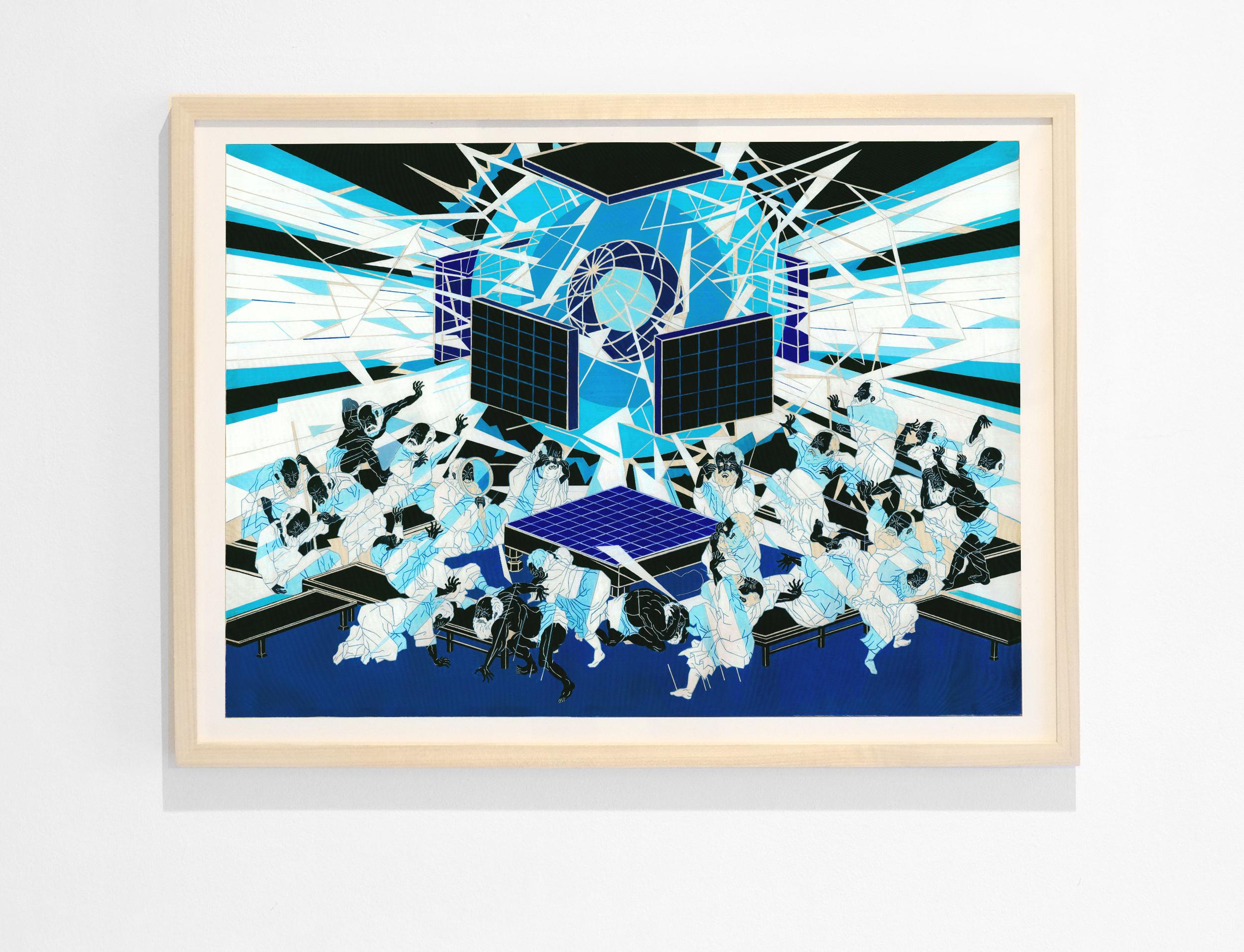 Jon Fox- Simple Complexity - giclee print - 50x70cm.jpg