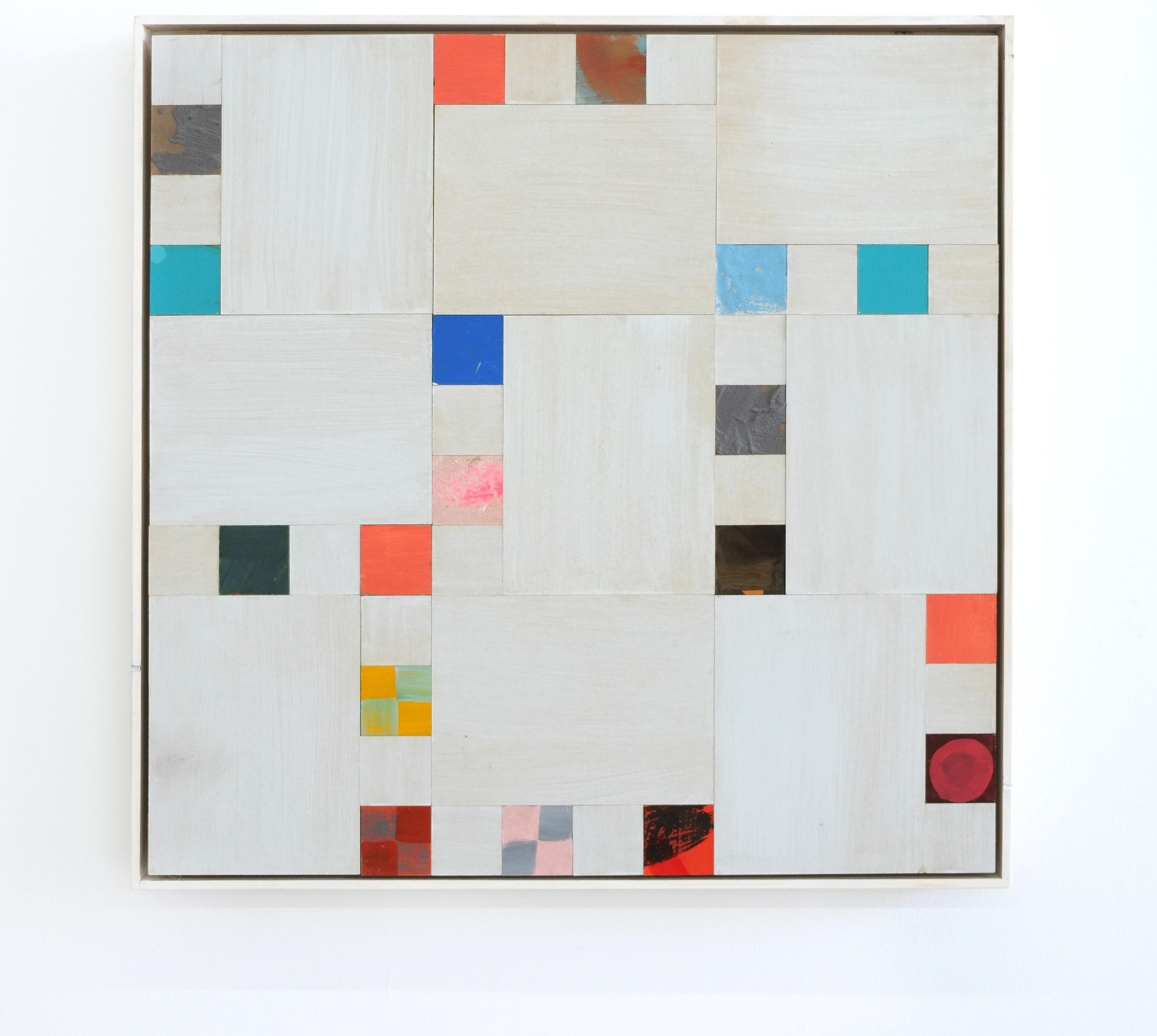 Haas&Hahn - ' Timid' (acrylics on wood)