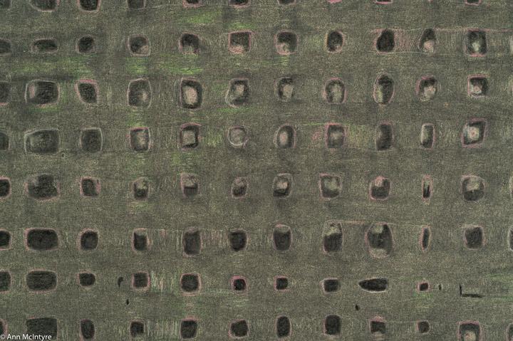 Noir I - Detail