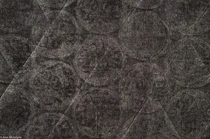 Noir II - Detail