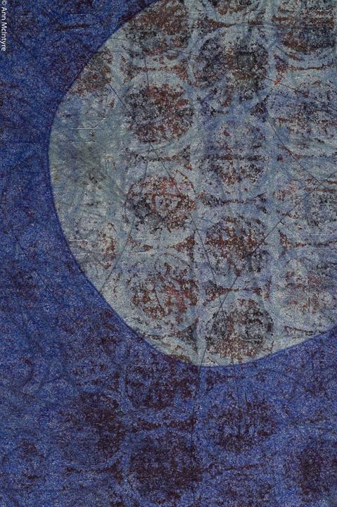 Azul - Detail