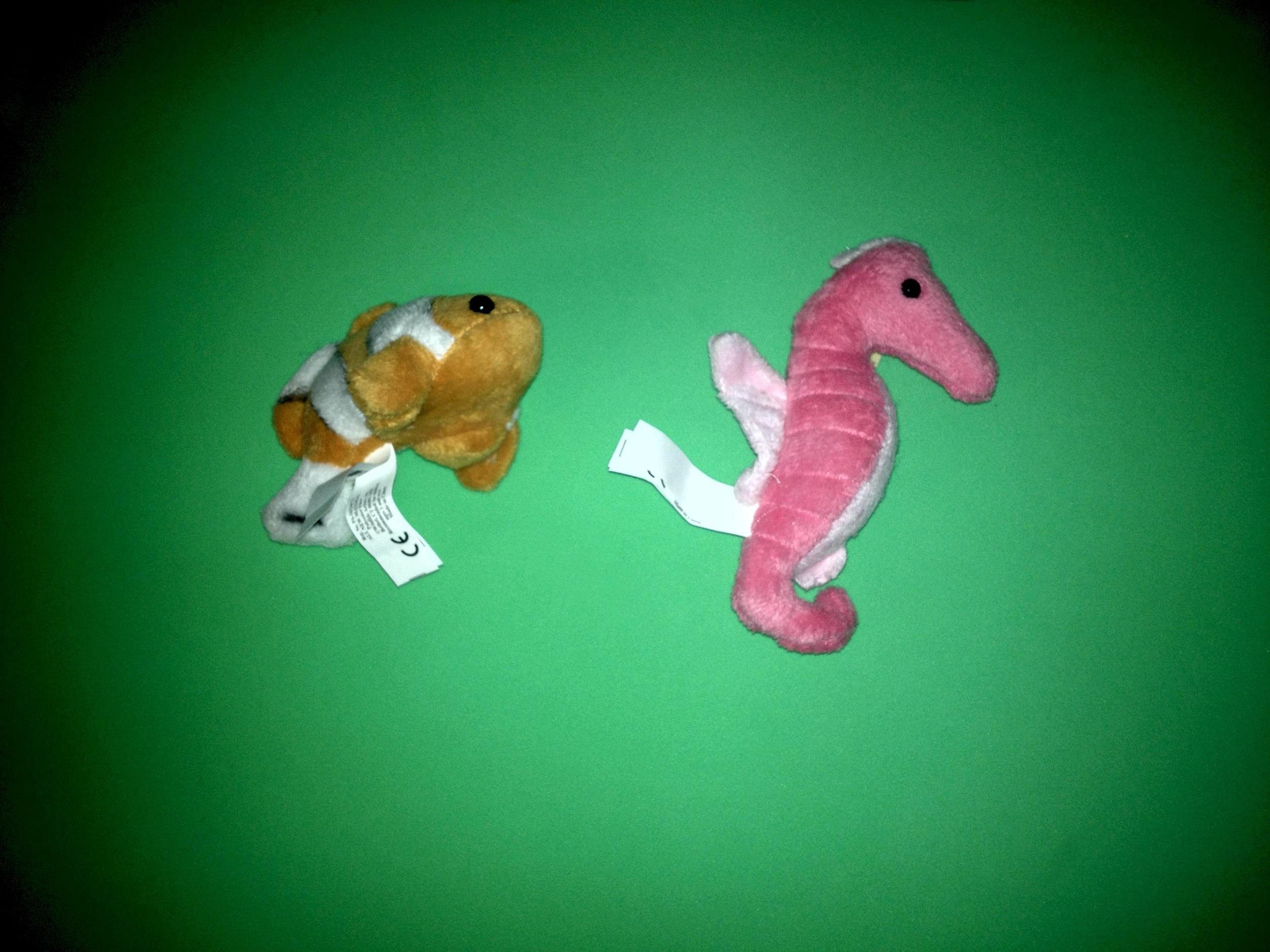 Small Plush Animals