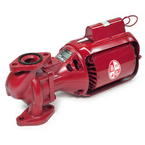 B&G 100 Hot Waterh Circulator Pump