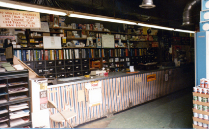 Front Counter 1976 - 1990