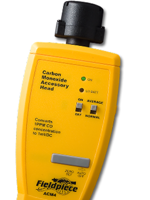ACM4  - Carbon Monoxide Detector Head
