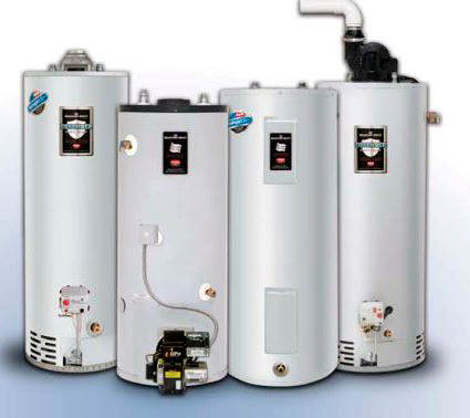 new water heaters