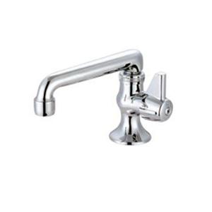 Chrome Central Brass 1132-B Double Handle Shampoo Faucet Trim