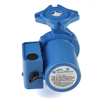 AMR-3FV1 3-Speed Cast Iron Circulator Pump