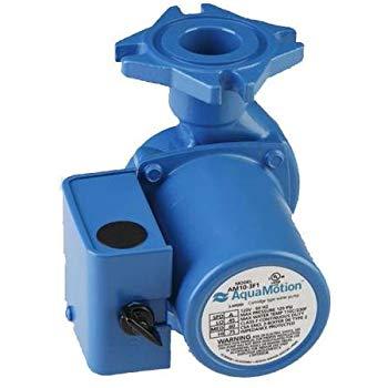 AM10-3FV1 3-Speed Cast Iron Circulator Pump w/Check