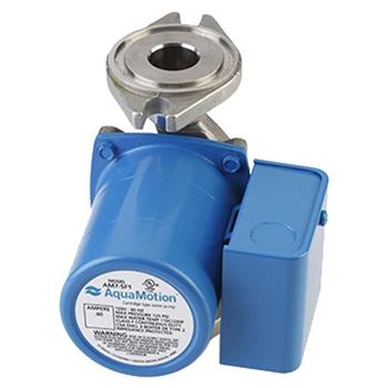 AM7-SFV1 Stainless Steel Circulator Pump w/Check