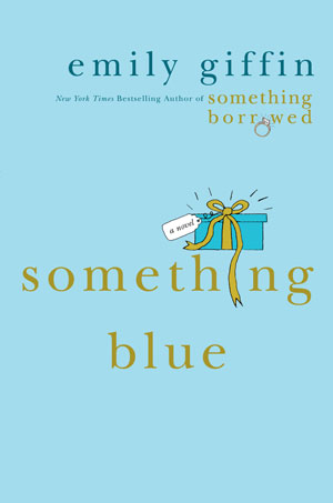 Copy of Something Blue by Emily Giffin