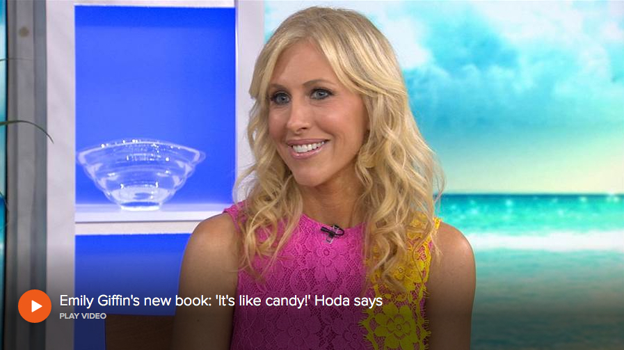 "New York Times  best-selling author Emily Giffin is out with her eighth novel,  First Comes Love . But she has recommendations for other summer books to read, including ""Rich and Pretty,"" ""That One Got Away"" and ""The Girls' Guide to Hunting and Fishing."" More on this story  here ."