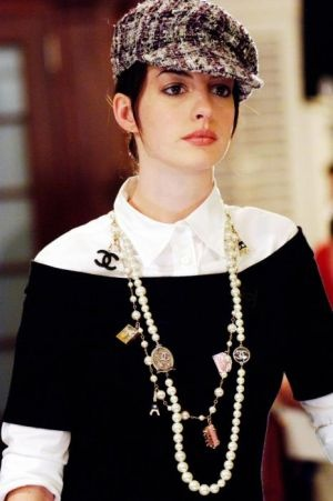 Fashion in films - The Devil Wears Prada 2006