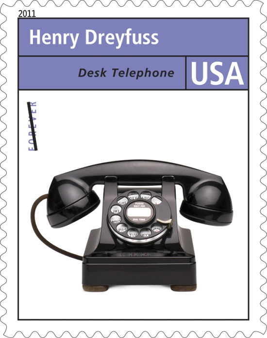 Henry Dreyfuss - Telephone
