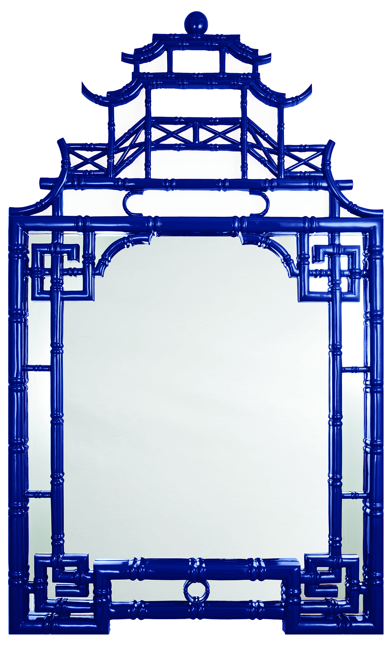 Pagoda Mirror by Barclay Butera for Mirror Image