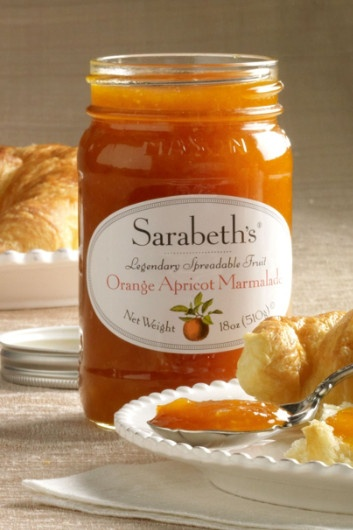 Marmalade does not begin to define this magical creation from the beloved New York Chef, Sarabeth Levine. Breakfast or brunch is simply not complete without it. I adore it with a freshly baked croissant or French toast.
