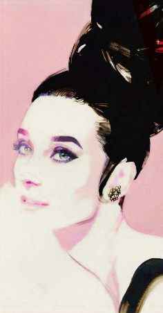 Audrey Hepburn, the icon of beauty for generations of women.