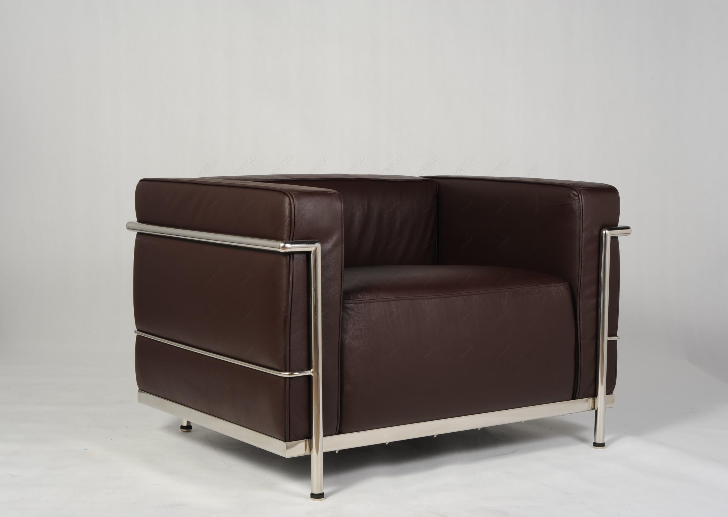 Le Corbusier's Cube Chair