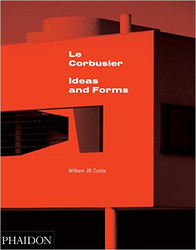 Study of Le Corbusier by William Curtis