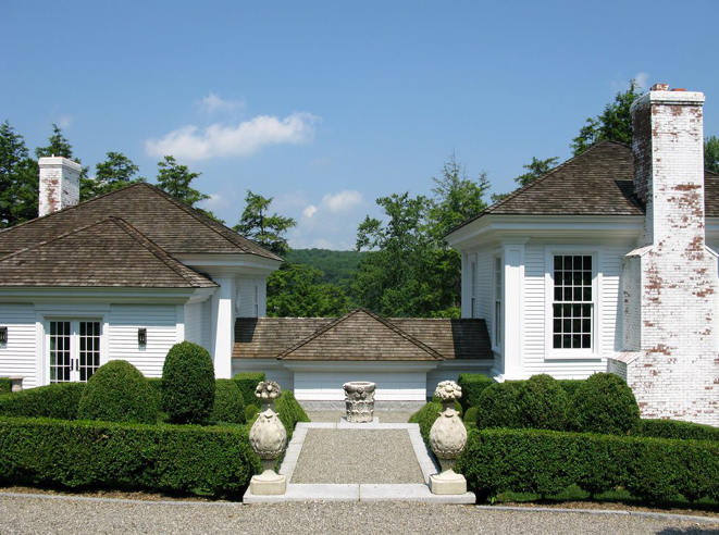 Home of Robert Couturier, CT, A wonderful example of classicism for modern living