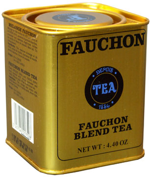 Fauchon Tea, founded in Paris in 1886