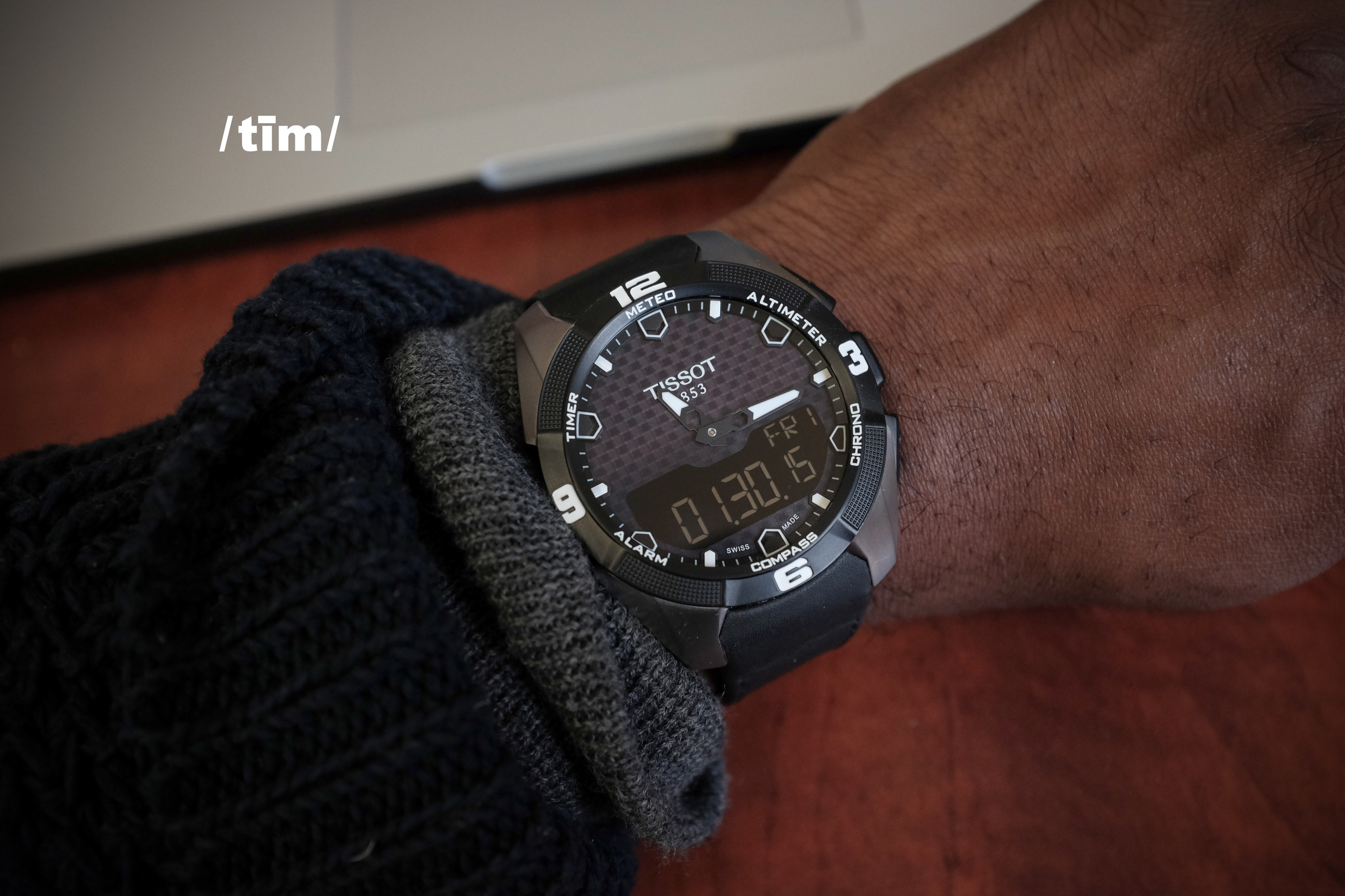 """Today, we talk about the upgrade. Most people think that means you have to go spend a ton of money... That in itself is NOT an upgrade.   First off, please let me preface this by saying I am not a watch expert. I am not the most well versed person when it comes to movements and complications. I do know a bit, because I don't just jump into everything without understanding some of it. That being said, I do know people. I do know social behavior and I do understand that a lot of people do not.   There are a few things on a man that are usually tell tale signs of the """"type of guy"""" he is (stylistically at least). When I talk about the upgrade, it is referring style. The most unattractive thing is to see someone that is acting to impress everyone while neglecting himself. Spending beyond you meansto get things that you think will elevate you in the eyes of others is a serious mistake. Most often, the people you want to impress, are not viewing you as you think they are. Timepieces specifically are part of a larger lifestyle. If you somehow buya $10k watch... and you can't afford to repair it if something happens to it... you've got a problem. There is a huge difference between luxury and quality. A difference that many tend to confuse. Some people see those that try to buy into a lifestyle that theycannot truly 'afford' as less respectable than if you were just content being content without.   If you can however, do your research and buy into things that are investments, or at the very least do not depreciate rapidly and hold no social, practicalor aesthetic value.   This brings me to my subjects!!!!  My everyday watches (right now.... kinda)   Tissot T-Touch Expert Solar (smart watch pictured above)  Solar powered (never needs a battery), Touch Screen, Compass, Altimeter, Chronograph, Timer, Temperature, etc. Plus... it looks handsome, like I am a spy killer or something."""
