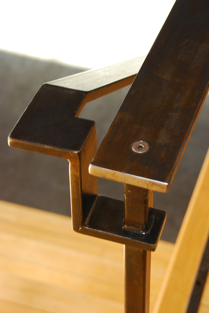 Corradetti Glass Railing