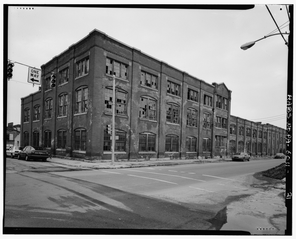 Buildings 48-51, York Ice Machinery