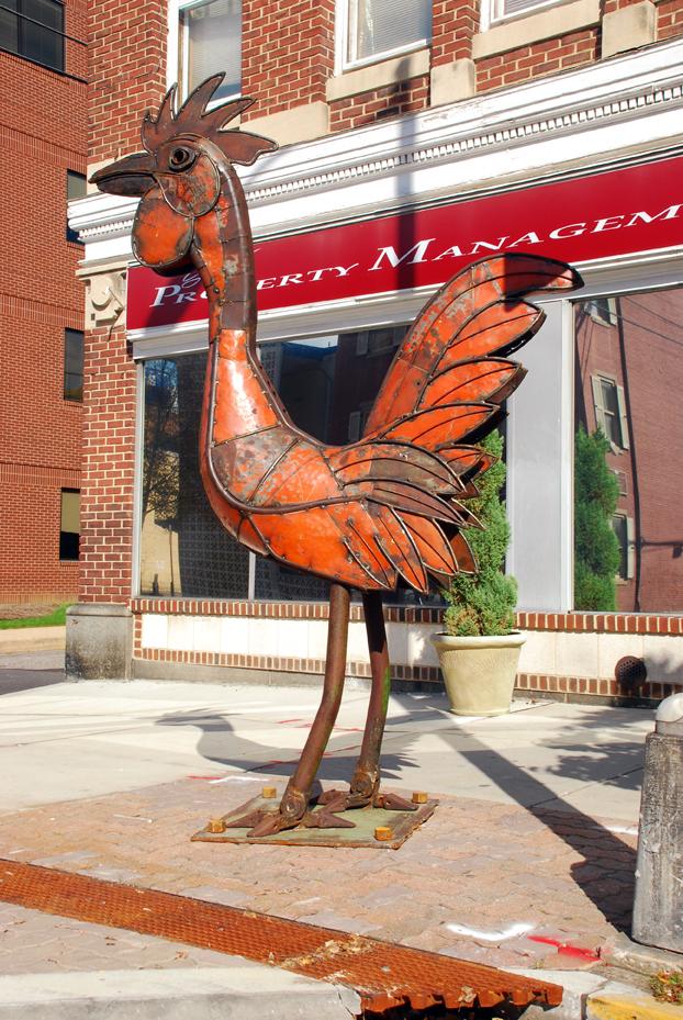 Chicken by Derek Arnold