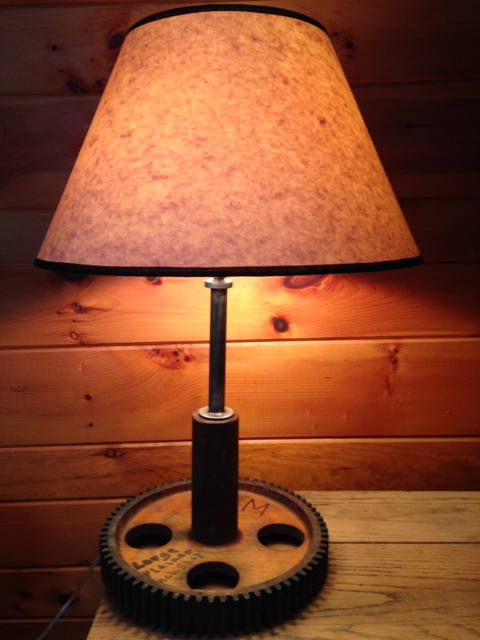 Foundry Pattern Lamp.JPG