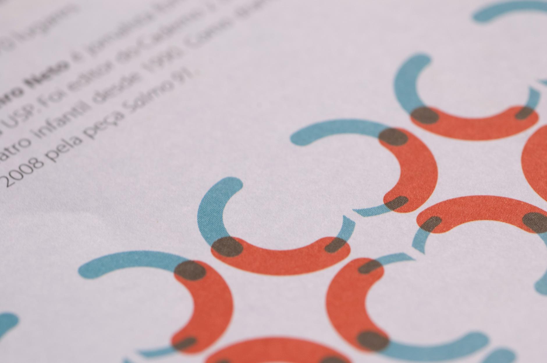 brochura | detalhe do miolo