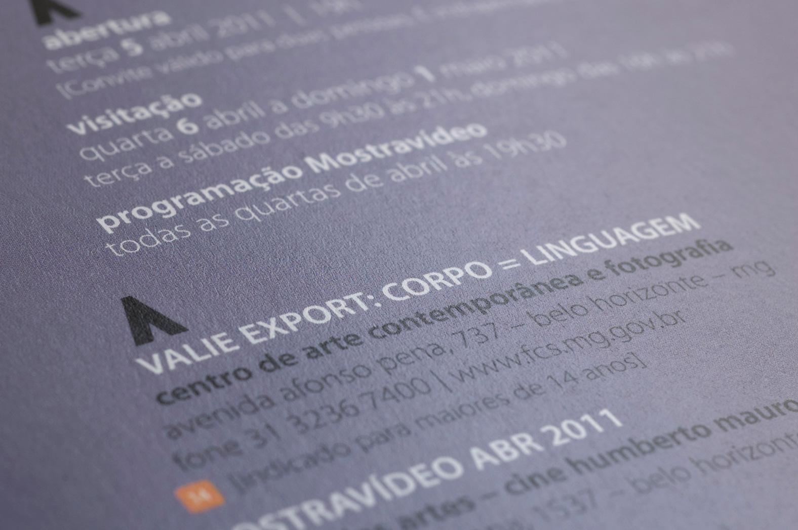 folder | detalhe da 4º capa