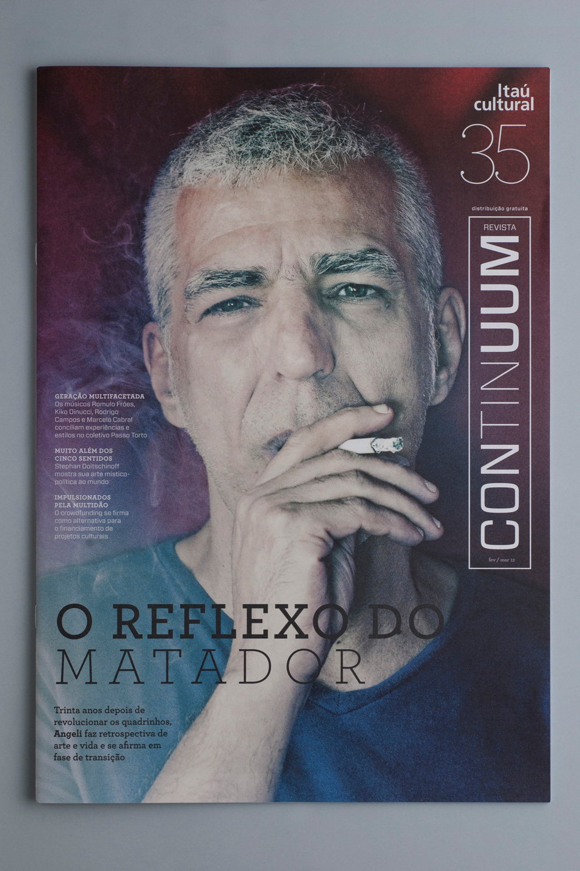 Revista Continuum 35 | capa