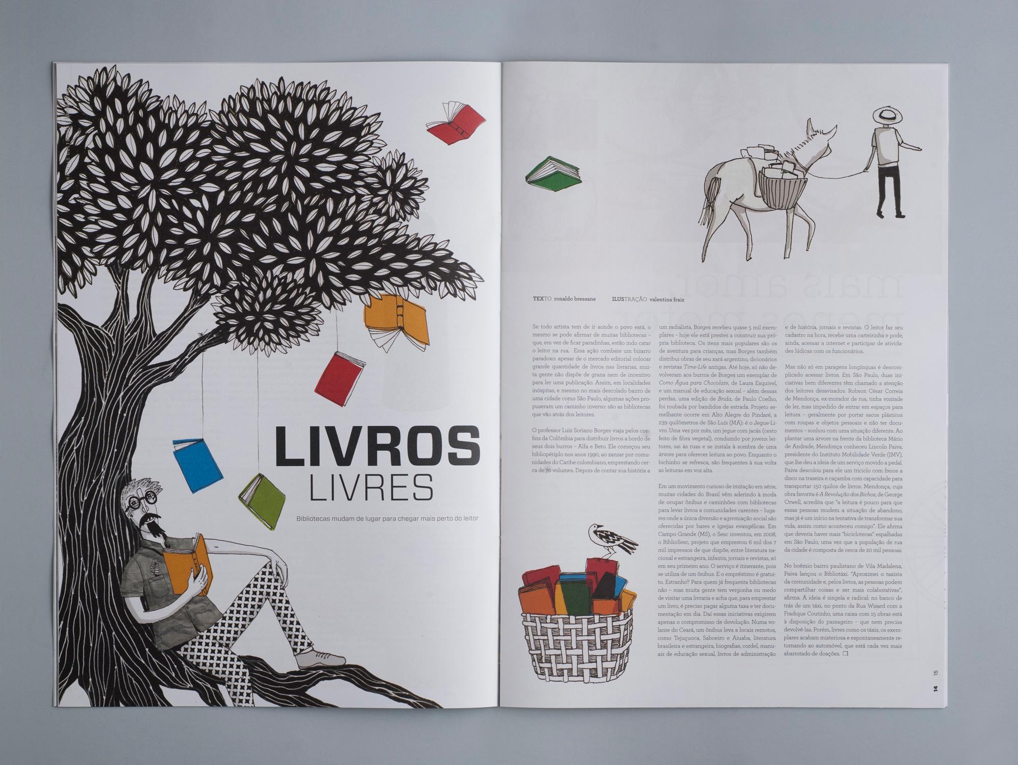 Revista Continuum 36 | miolo (detalhe)