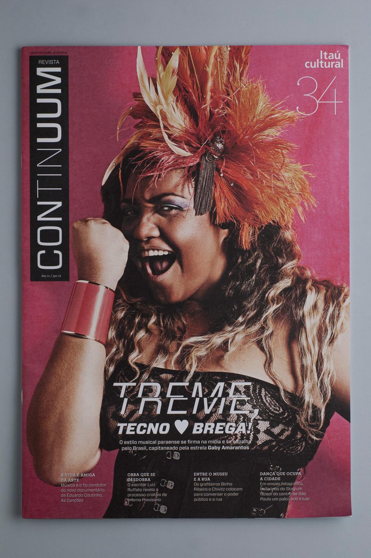 Revista Continuum 34 | capa