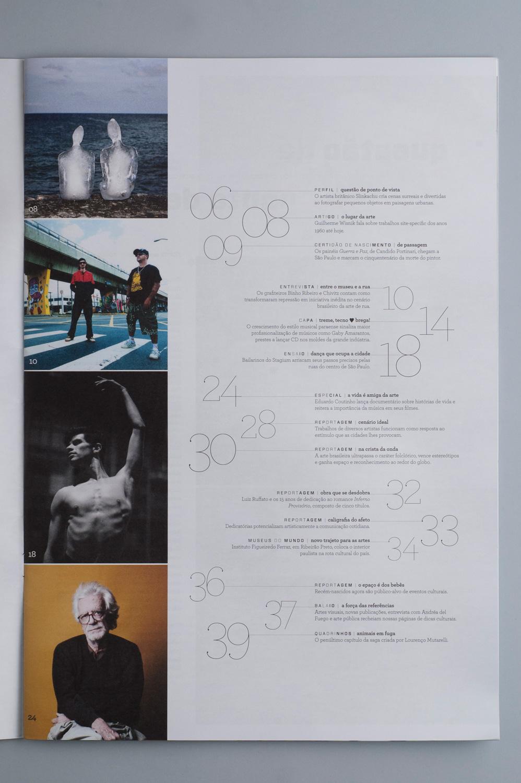 Revista Continuum 34 | miolo (detalhe)