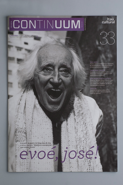 Revista Continuum 33 | capa