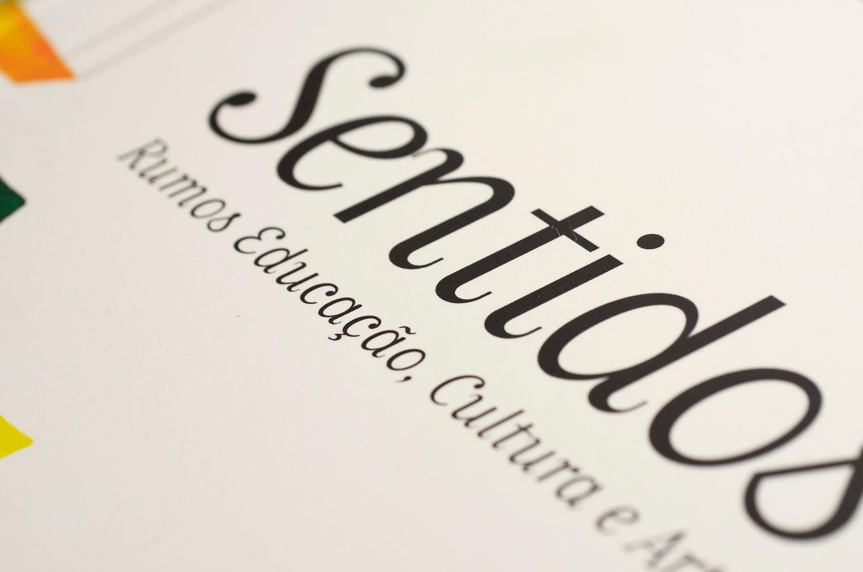 Livro Sentidos | capa (detalhe)