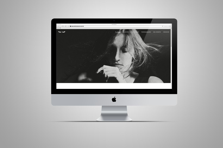 website ateliê no escuro