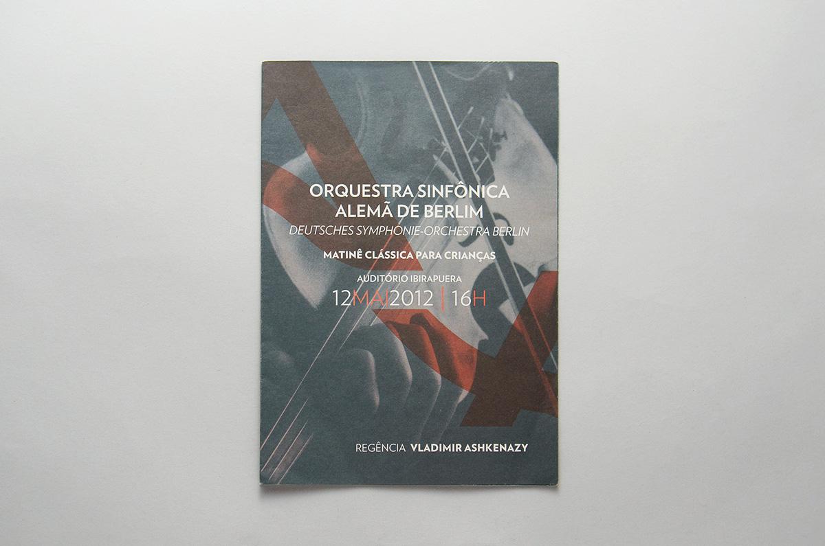 programa orquestra sinfônica alemã de Berlim