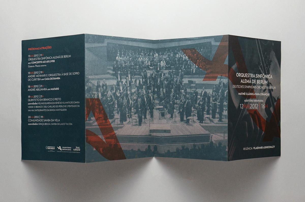 programa Orquestra Sinfônica alemã de Berlin