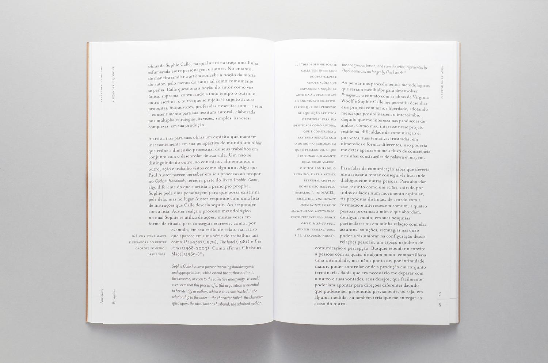 PUBLICAÇÃO | MIOLO (DETALHE)