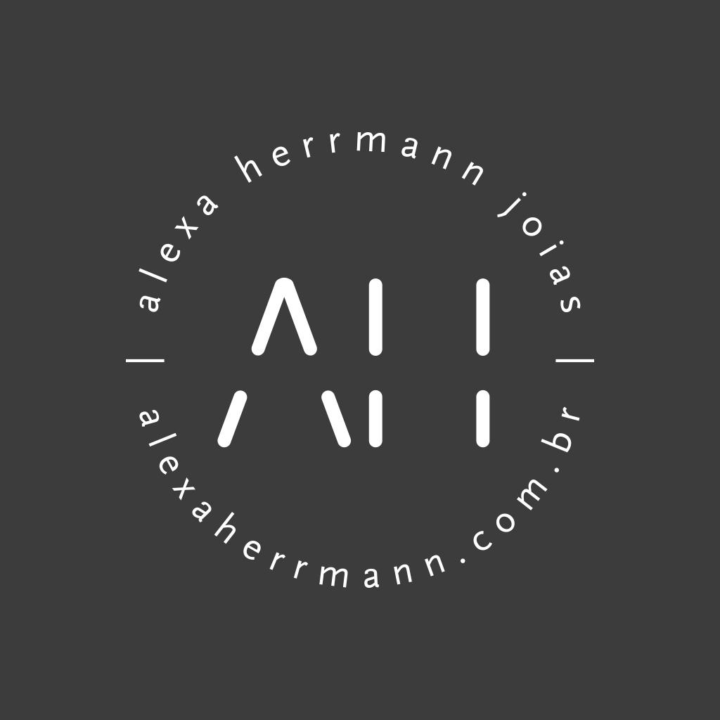 alexa herrmann   logo invertido