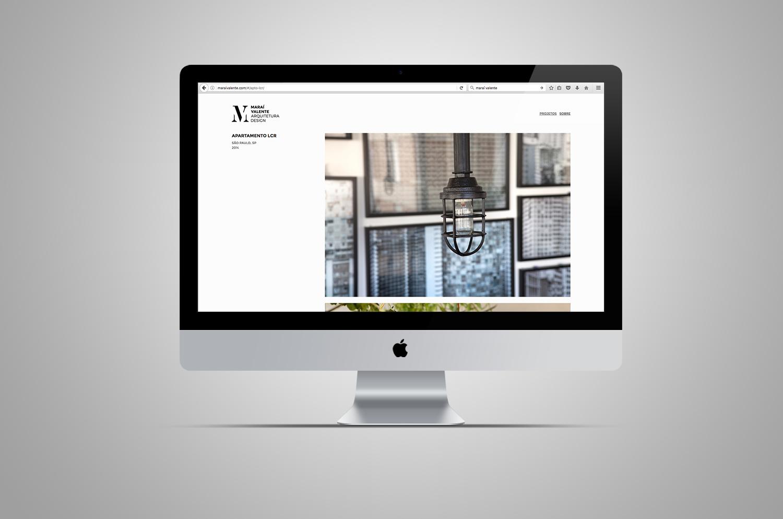 website | apartamento LCR