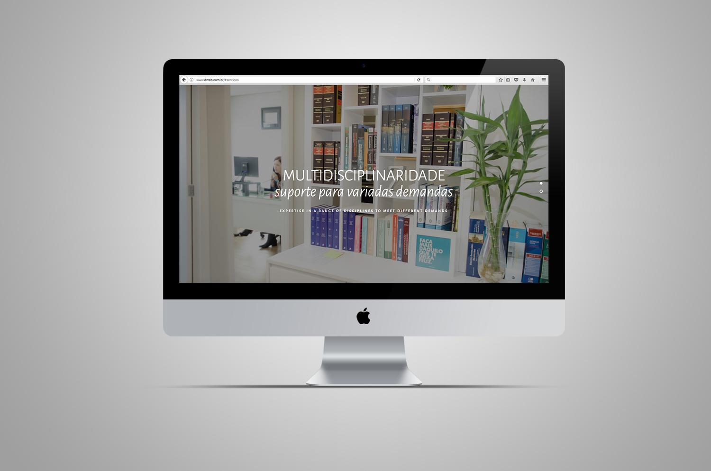 website | serviços