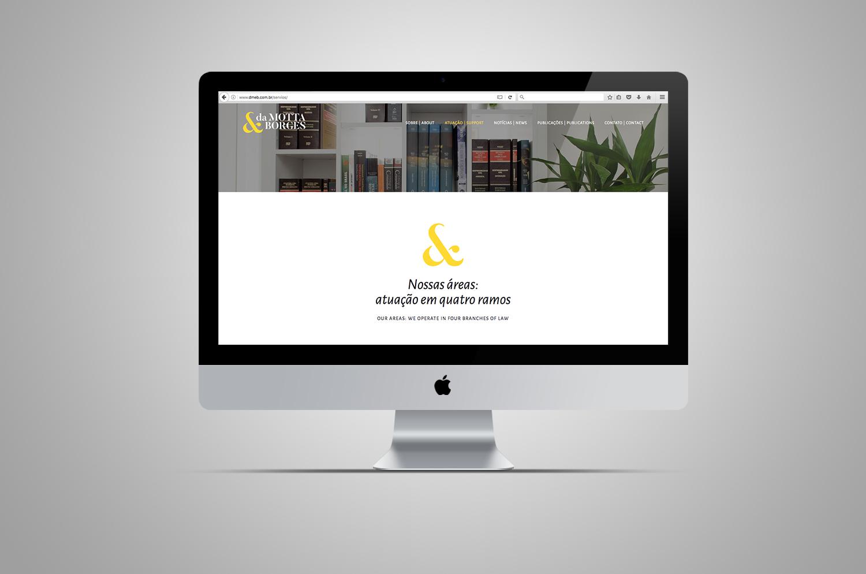 website | atuação